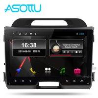 Asottu KI302 android 9.0 px30 car dvd for KIA sportage 2011 2012 2013 2014 2015 headunit gps navigation car multimedia player