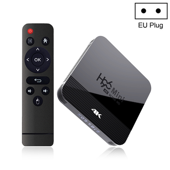 H96 MINI H8 Android 9.0 TV Box 4K Ultra HD Decoding Media Player 2GB RAM+16G ROM HDMI Home Audio Media Smart Top Box image