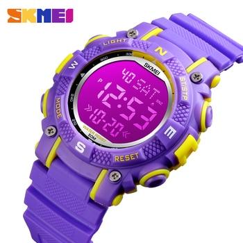 Kids Watch Top Brand Outdoor Sport Watch Count down Stopwatch Wristwatch Fashion Girl and Boy Clock Children Watch SKMEI