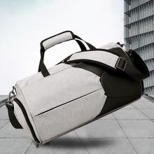 MAIOUMY, мужские дорожные спортивные сумки, светильник, чемодан, деловая сумочка в форме цилиндра, женская уличная спортивная сумка, сумка через плечо для выходных