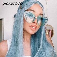 New Ladies Sunglasses Heart Sunglasses Women Trend Peach Heart Cute Sun Glasses Fashion Blue Pink Frame Lunette de soleil femme