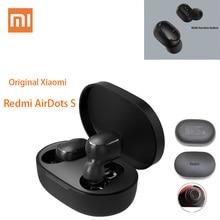 Bluetooth-Headset Headphone Microphone-Earplugs Noise Canceling Airdots-S Redmi Wireless