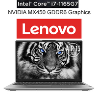 Mejor portátil Lenovo Yi aire 15 2021 con 11th Gen Core i7-1165G7 NVIDIA MX450 gráficos 16GB de Ram HDMI WiFi 6 Typc-C de Metal