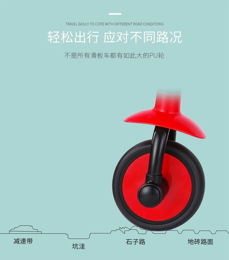 Hb48766fcf1c040da94e81d1dcc479e254 Children scooter balance car tricycle three-in-one baby scooter 2in1 car scooter foldable bicycle