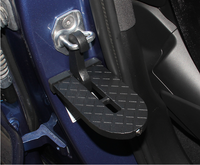 Auto Extra Pedaal Suv Op Het Dak Pedaal Extra Haak Deur In Het Dak Handig Vouwen Pedaal Auto Creatieve Benodigdheden