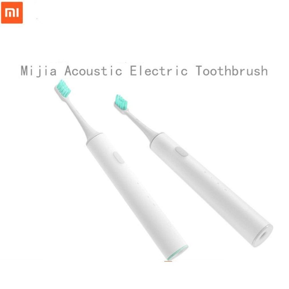 Escova de dentes ultrassônica elétrica à prova
