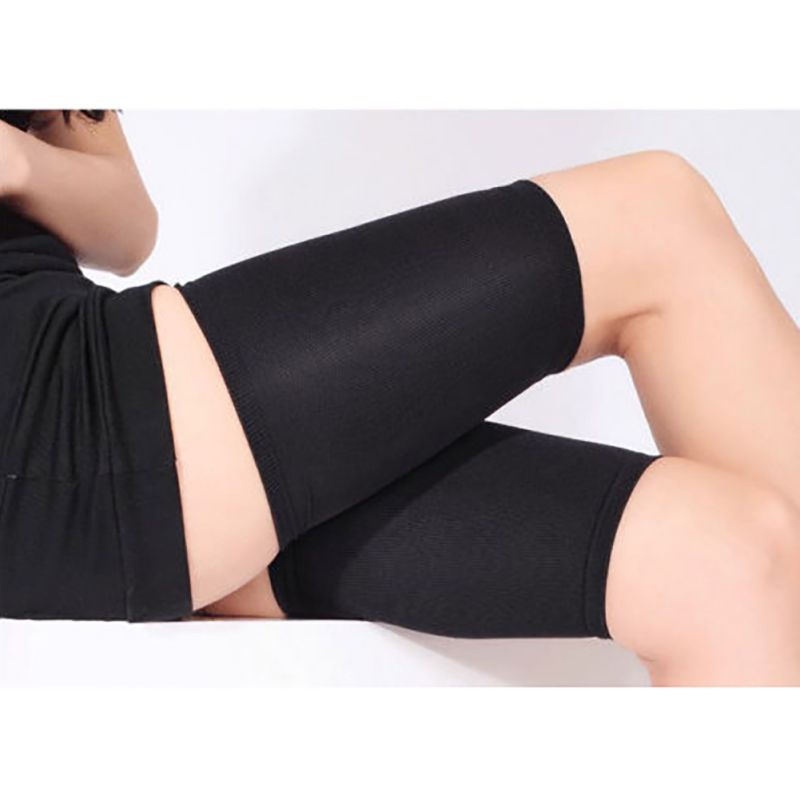 1 Pair Compression Slimming Thigh Leg Shaper Sleeve Varicose Veins Support Socks Outdoor