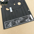 5 шт. оригинальный CD лоток DVD VCD лоток CD держатель лоток для печати дисковый кронштейн для Epson R260 R270 R390 R290 R330 T50 T60 A50 P50 L800 L801