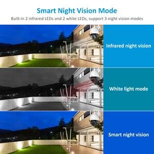 Image 2 - Einnov Wifi IP Camera Wireless Security Camera Outdoor 1080P HD Surveillance Camara Audio Onvif 2MP IR Night Vision P2P Camhi SD