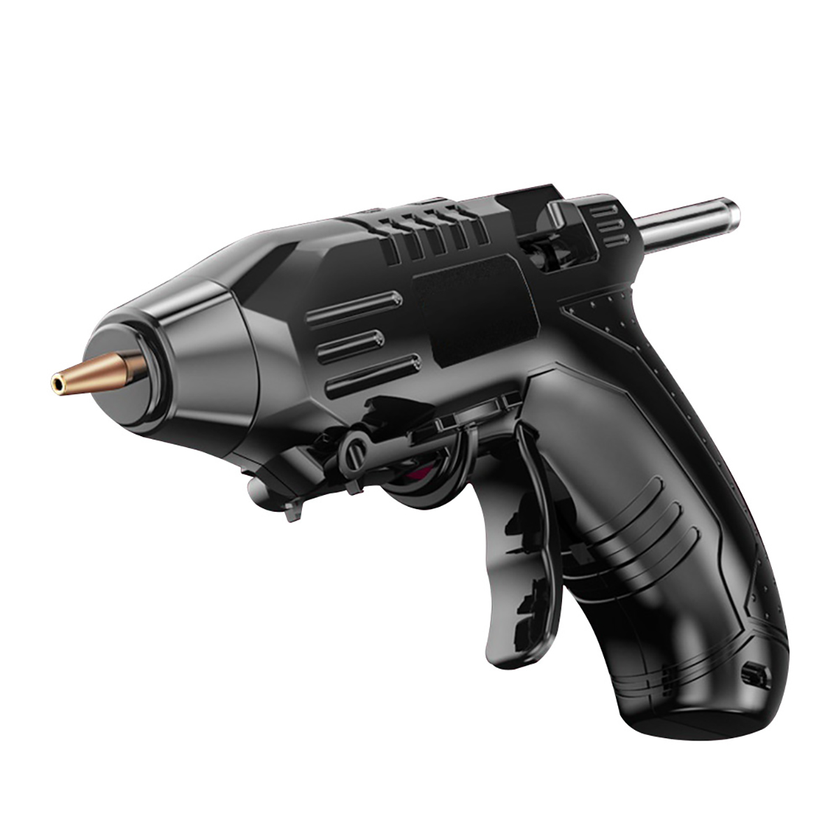 ML-HG2 3.6V Cordless DIY Hot Melt Glue G Un 1800mAh Li-ion Glue G Un Hand Craft Power Tool With Glue Sticks For Car Home Outdoor