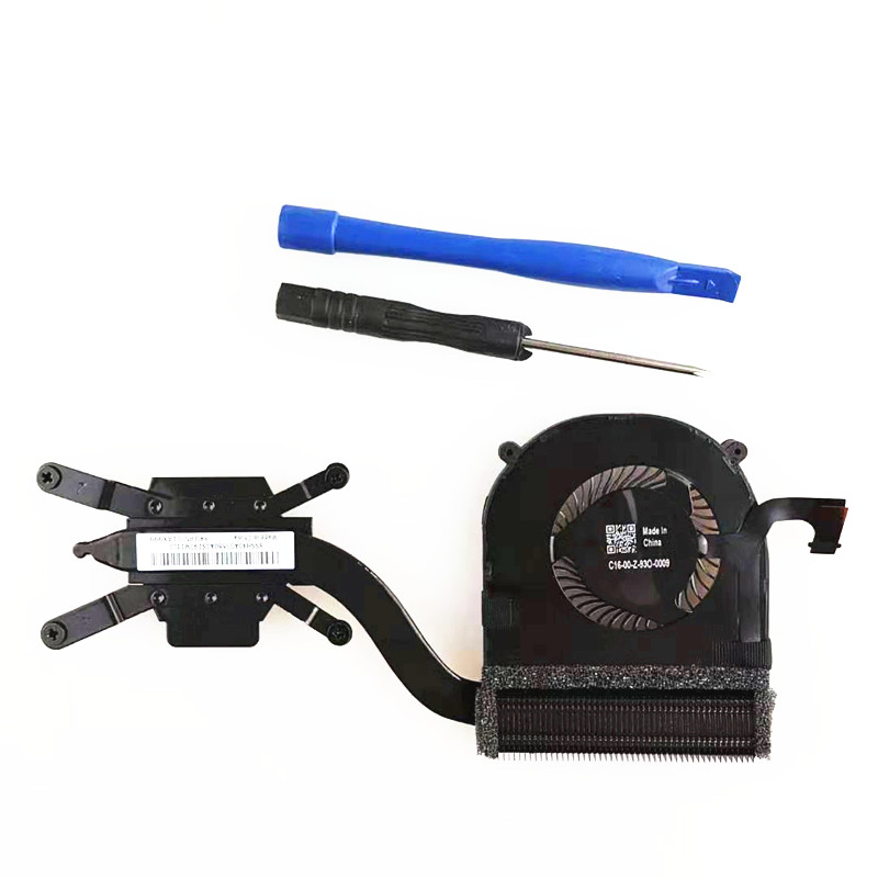 NEW laptop CPU cooling fan For Lenovo ThinkPad X1 2016 Yoga Carbon 4th Heatsink Cooler 00JT800 01AX999 image