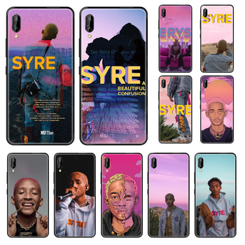 Jaden Smith Phone case For Huawei Honor Mate 5 6 7 8 9 10 20 A C X Lite black tpu back soft prime fashion waterproof luxury image