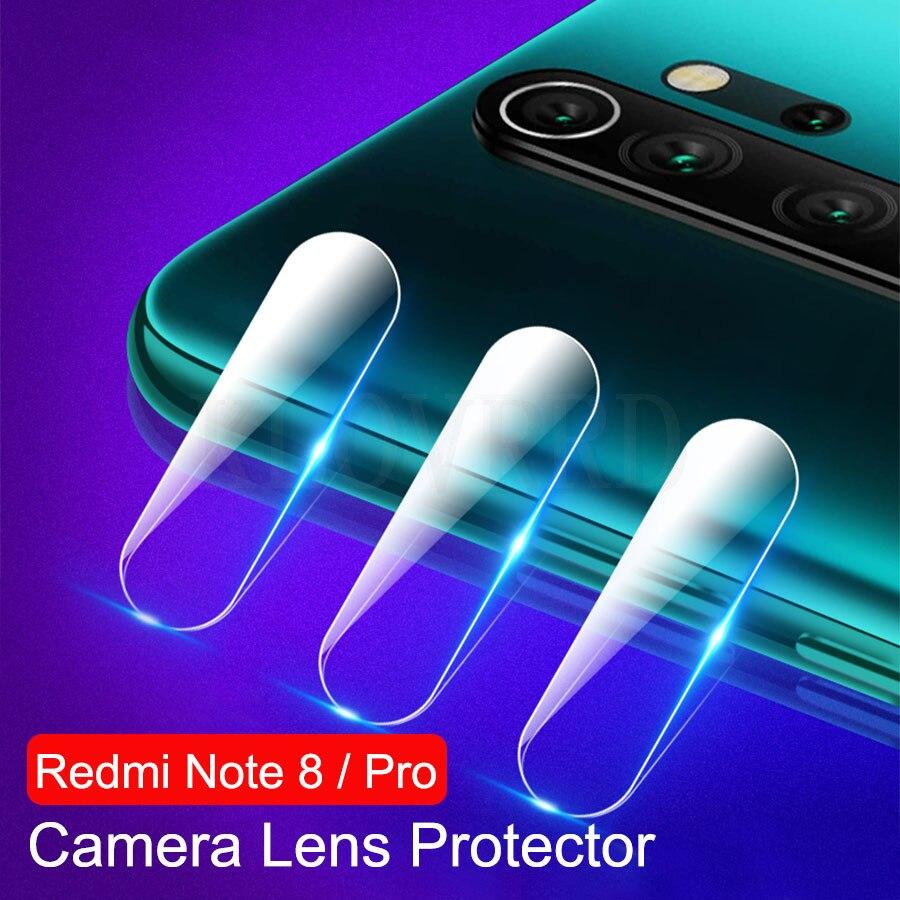 3Pcs/lot Camera Lens For Xiaomi Mi A3 9T Pro Glass Tempered Glass For Xiaomi Redmi K20 Pro Note 8 Pro Lens Screen Protector Film