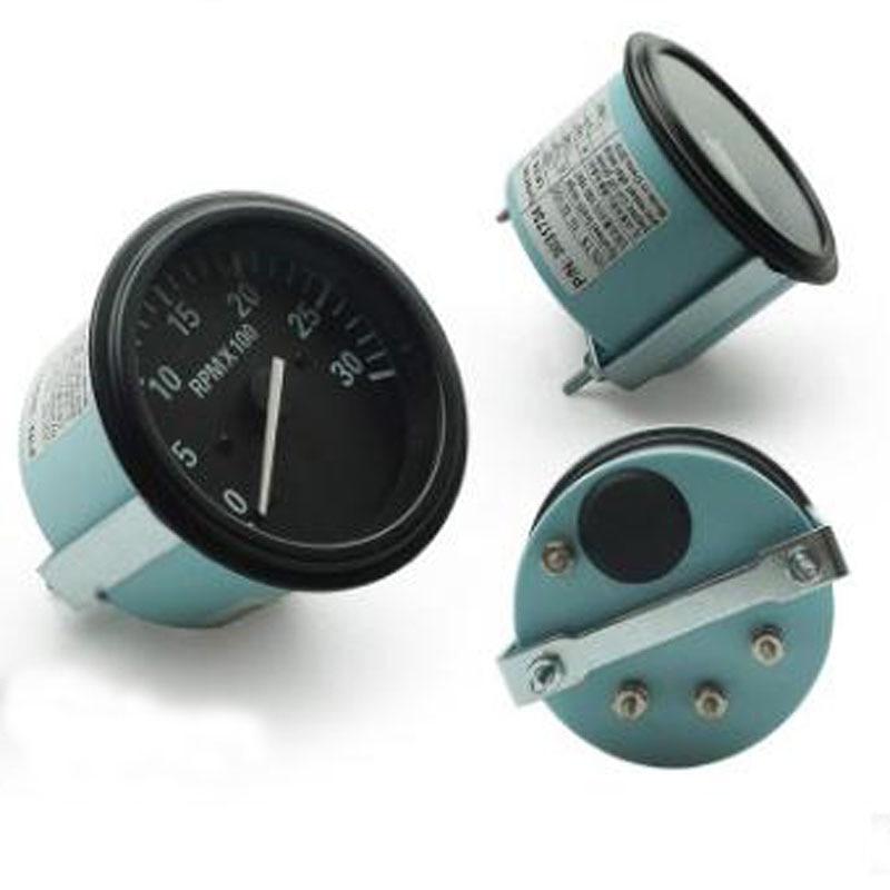 Diesel generator set instrument tachometer 3031734 engine tachometer oil pressure gauge