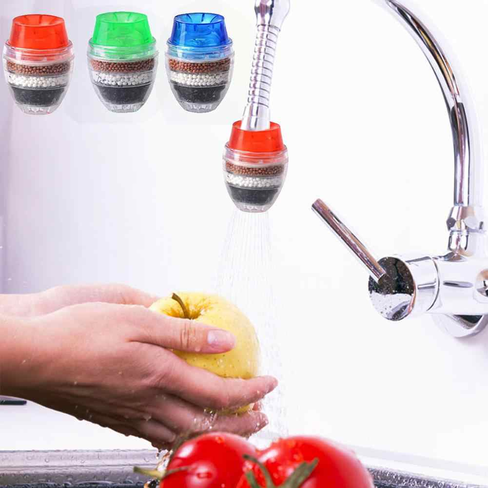 Metermall Home 5 Layers 1pc Coconut Carbon Home Kitchen Restaurant Faucet Tap Multi Layers Water Clean Purifier Filter Cartridge Faucet Mount Filters Aliexpress
