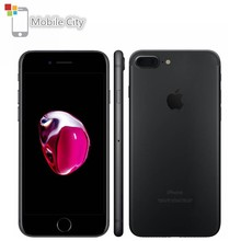 Originele Refurbished Apple Iphone 7 Plus 32/128/256 Gb Quad Core 3 Gb Ram Smartphone Mobiele Telefoon