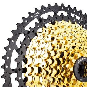 Image 5 - 10 11 12 Speed Cassette 11 40T 42T 46T 50Tกว้างRatio Freewheel Mountain Bike MTBจักรยานCassetteสำหรับShimano Sram