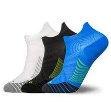 2020 de alta qualidade das mulheres dos homens meias basquete secagem rápida resistente ao desgaste correndo maratona esportes meias tubo curto respirável
