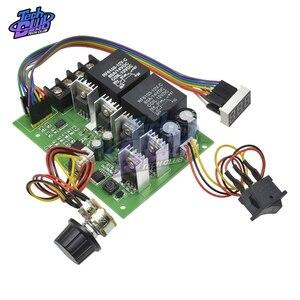PWM Speed Controller DC Motor Digital Display DC10-55V 0 ~ 100% Einstellbar Stick Modul Eingang MAX 60A 12V 24V 36V 48V