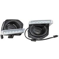 Led Daytime Running Lights For Land Rover Freelander2 Lr2 2011 2013