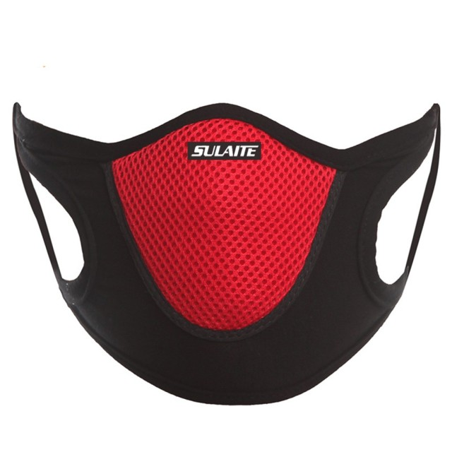 Breathable Mask Dust-proof Anti-ultraviolet Lycra Masks Riding Mask Windproof Mouth-muffle Face Masks Health Care 4