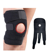 Running Cycling Mountaineering Knee Support Braces Elastic Adult Sport Pad Sleeve For Basketball Volleyball