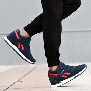 Image 2 - 高める靴エレベーターの靴高さの増加靴男性のためのインソール6センチメートル男日常生活スポーツ高さの増加の靴