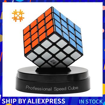 Qiyi Mofangge Thunderclap 4x4x4 Cube prędkość puzzle magiczne kostki konkurs kostki magiczne kostki zabawki edukacyjne dla dzieci tanie i dobre opinie WAN MU XING Z tworzywa sztucznego Do not eat Mofangge 2006 8-11 lat Dorośli 8 lat 12-15 lat 6 lat Puzzle cube 4*4*4