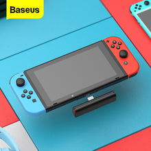 Baseus Audio Bluetooth Adapter for Nintendo Switch 18W Fast Charge Type C USB Wireless Transmitter Bluetooth Receiver Adapter