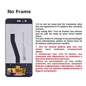 Image 2 - HUAWEI Originale P10 Display LCD di Tocco Digitale Dello Schermo Per Huawei P10 Display con Telaio di Ricambio VTR L09 VTR L10 VTR L29