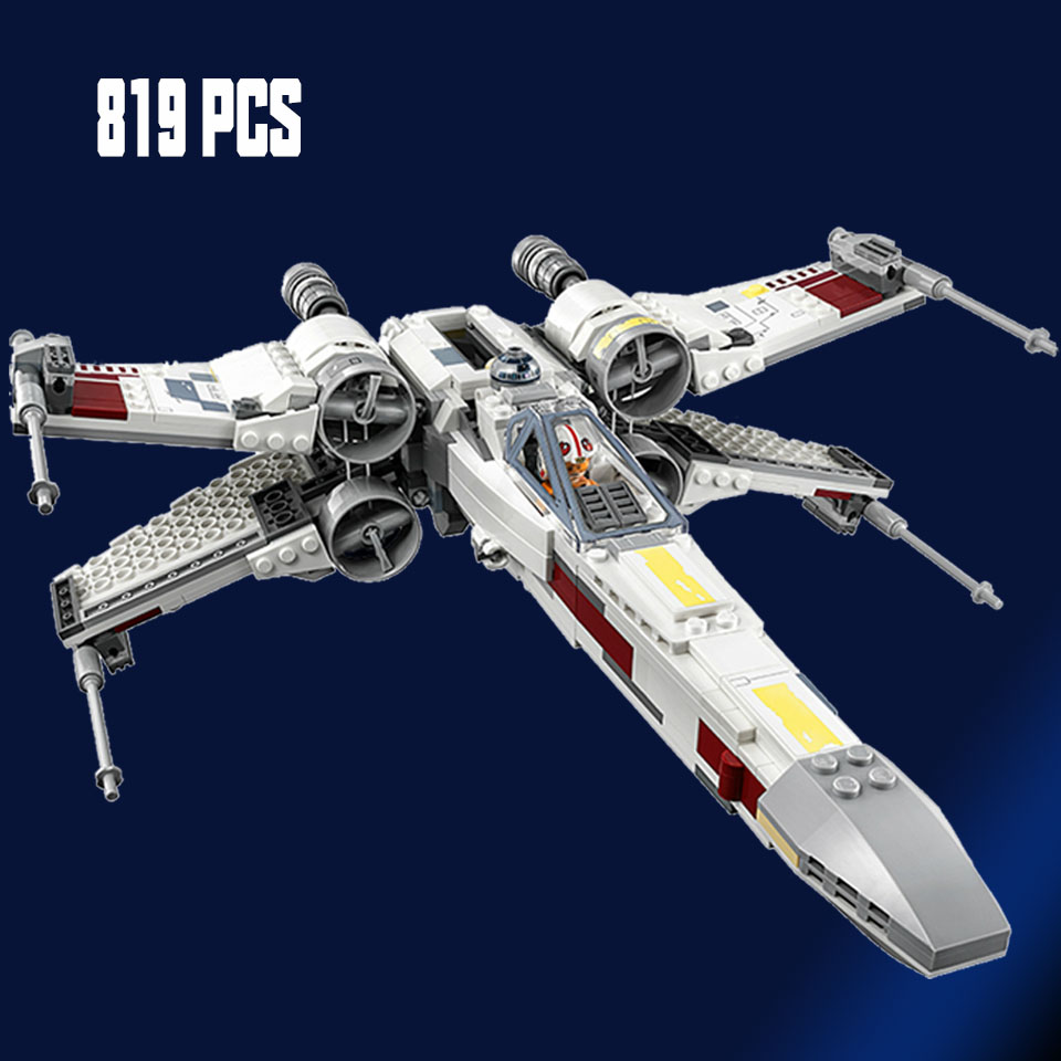 2020 NEW 05145 Starwars Movie Wars X-Wing Starfighters Compatible With Legoinglys 75218 Building Toys Blocks Bricks Kids