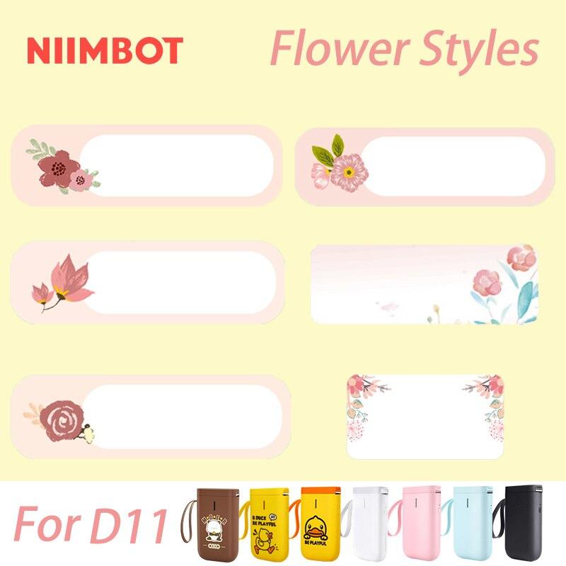 【Buy 5get 30% off】Niimbot D11/D110  Printing Label  Label printer paper Waterproof Anti-Oil Price Label Scratch-Resistant Label