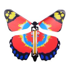 New Kids Toy Prank Funny Toy Flying butterfly toys Outdoor Children's Toys Novelty Magic Props Wholesale funny gift