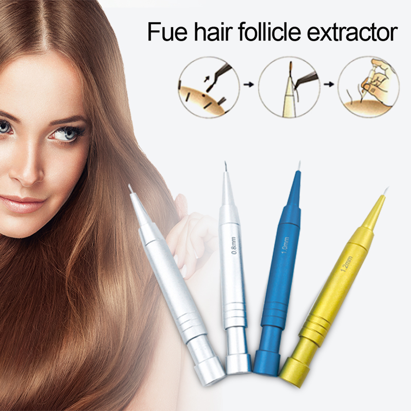 Manually Implanted Eyebrow Hair Planting Hair Tool Hair Transplant Pen Hair Follicle Planting Pen