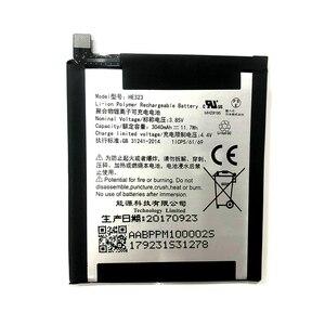 100% оригинал HE323 3040mAh батарея для эфирных телефонов PH-1 телефона в наличии последняя продукция высокое качество батарея + доставка домой