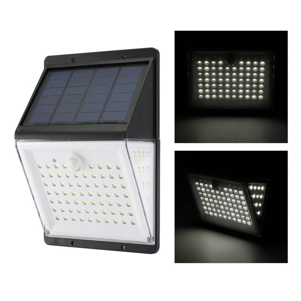 Solar Lights Outdoor Led Motion Sensor With Dark