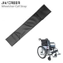 JayCreer ремень для инвалидной коляски, мягкая подставка для ног для пожилых людей с ограниченными возможностями, транспортер повязка на ноги, медицинская подставка для ног