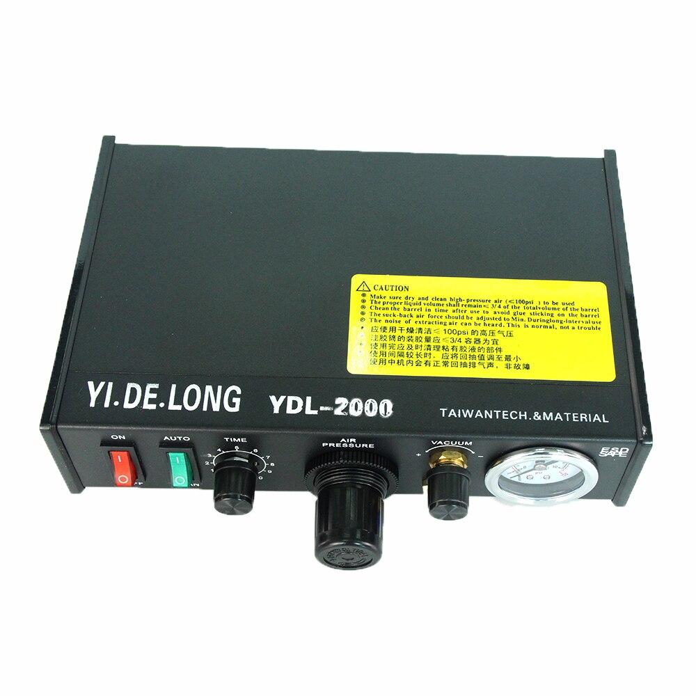 Tools : YDL-2000 Semi-automatic control precision dispensing machine glue machine glue filling  sealing machine