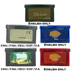 Image 1 - ENG/FRA/DEU/ESP/ITA or ENG Only Awaken 4 Swords/MinishCap/Oracl Season for 32 Bit US EUR Video Game Console 32 bit System