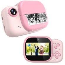 Детская камера мгновенная печать для детей hd цифровая видео