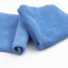 Soft Dust Remover Towels blue Eyeglass Phone Camera Computer keyboard and screen glass cleaning cloth Wipes
