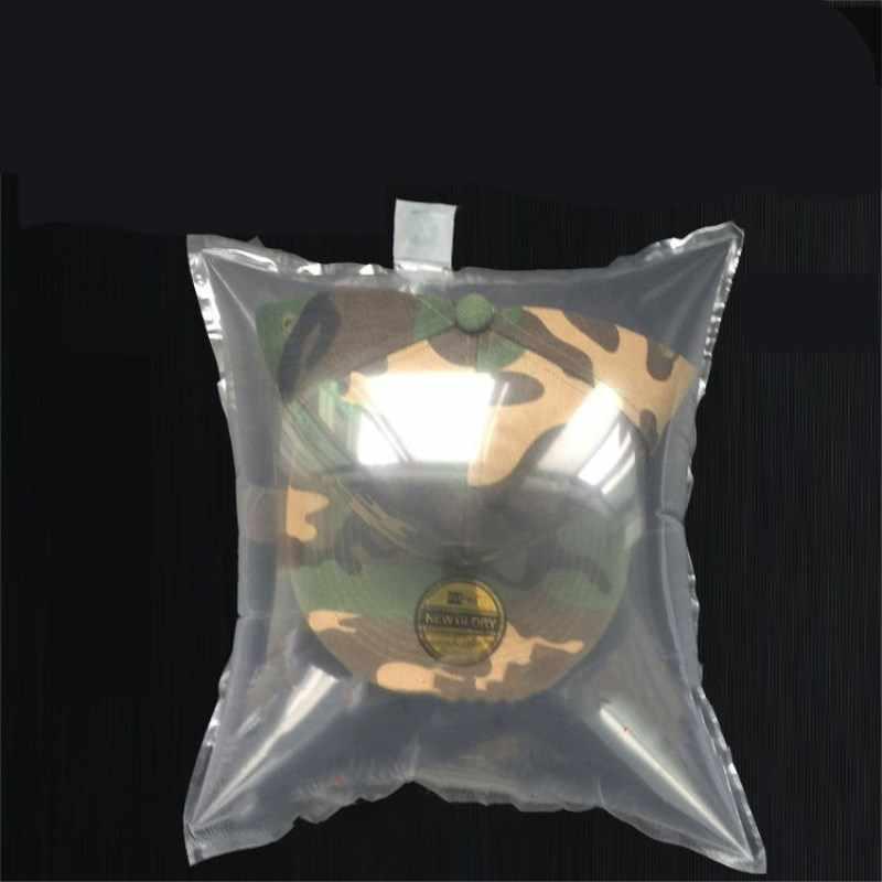 45*50 Cm (17*20 Inci) kemasan Terbuka Kolom Packing Tas Buffer Bag Anti Deformasi Kemasan Topi Tekanan Pertahanan Kemasan