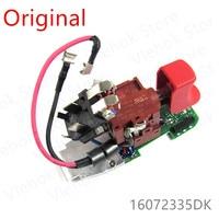 Interruptor para BOSCH GSR10.8 LI 2 GSR12 2 LI GSR12V 15 BS10 A PS130 GSB10.8 2 LI GSB12 2 LI GSR10.8 2 LI 16072335DK|Acessórios para ferramenta elétrica| |  -
