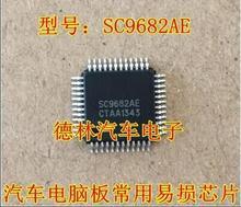 משלוח חינם 10PCS SC9682AE SC9682 QFP48