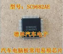 Gratis verzending 10PCS SC9682AE SC9682 QFP48