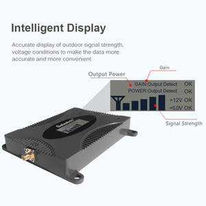 Image 3 - Lintratek אות מהדר 4G 1800Mhz LTE Booster GSM 1800 מגברי 4G מגבר אות להקת 3 DCS מגבר רשת משחזר