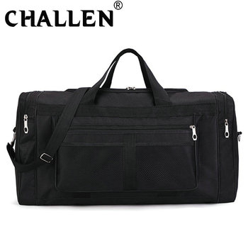New Fashion Men's Casual Travel Bag Portable Fitness Luggage men Crossbody Shoulder B46-05 - discount item  61% OFF Travel Bags