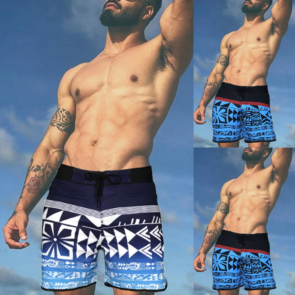 Shorts Mens Shorts Stone Island Fashion Casual Printing Waterproof Patchwork Beach Surfing Swimming Loose Short Pants Free Ship