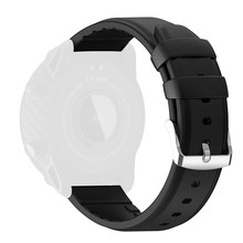 SENBONO S10plus S18 strap 22mm Universal Uhr Strap Silikon Doppel-farbe Armband Für Amazfit tempo Smart Uhr s09PLUS s10pro