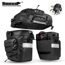 Bicycle Pannier Bike-Bags Multifunction-Backpack Cycling-Luggage Rhinowalk-Upgrade MTB